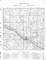 Eagle Valley Township, Clarissa, Eagle Creek, Todd County 1956 Published by Thomas O. Nelson Co